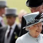 Königin Elizabeth feierte 60. Jahrestag