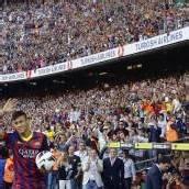 Neymar für fünf Jahre in Barcelona