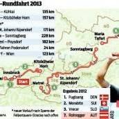 Die Tour-Teilnahme kostet 4000 Euro