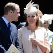 Herzogin Catherine bezauberte London