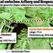 Arlberg hat bei Pisten bald Nase vorn