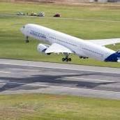 Airbus A350 – Erstflug war erfolgreich
