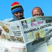Mandelas Gesundheitszustand verschlechterte sich zunehmend