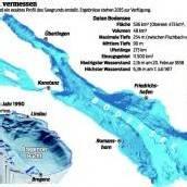 Dem Bodensee wird auf den Grund gegangen
