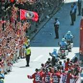 Chicago feierte die NHL-Helden
