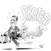 Erdogan auf Reisen!