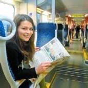 Immer mehr fahren Bus und Bahn 8,2 Prozent Plus bei Jahreskarten /A5