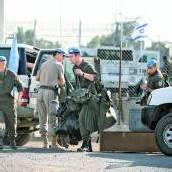 Politisches Chaos um Rückzug vom Golan