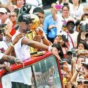 400.000 Fans feierten Miami Heat
