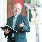 Ab Sonntag Bischof Benno Was Wegbegleiter ihm wünschen /A3