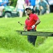 Tiger Woods schwächelt
