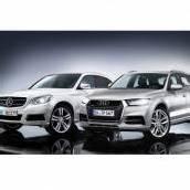 Neue SUV-Bestseller von Audi und Mercedes