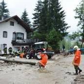 Erneut heftige Unwetter in Oberösterreich