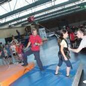 Spannende Begegnungen mit sportlichen Übungen