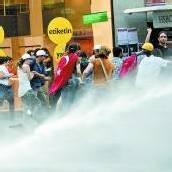 Anhaltende Proteste gegen Erdogan