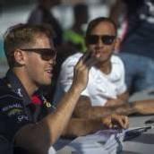 Vettel fährt in Budapest: Attacke wie sonst auch