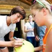 Coach Kretz traut Kämpferin Meusburger auch die Top 40 zu