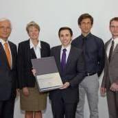 12.000-Euro-Stipendium für Siegerprojekt