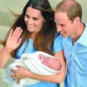 Kate brachte George ohne Schmerzmittel zur Welt