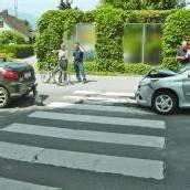 Unfall in Koblach fordert drei Verletzte