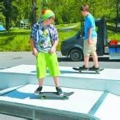 Innerbraz: Neuer Platz für Skater ist ein Renner