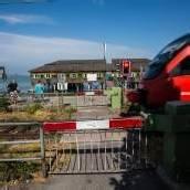 Zugang zum See Stadt und Bürger gegen ÖBB-Idee /A5