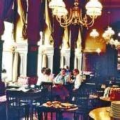 Schöne Details im Café Sperl