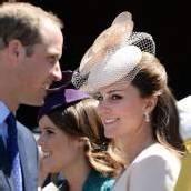 Warten auf das königliche Baby