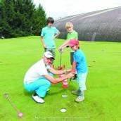 Spielend leicht das Golfen lernen