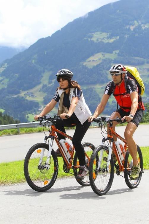 Der Trend zum E-Bike hält in Österreich an. Foto: VN/Hofmeister