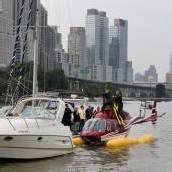 Notlandung im Hudson River