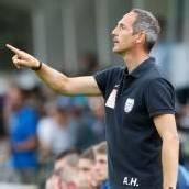 Bundesliga-Premiere für Adi Hütter mit Grödig