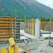 Bau der Vogewosi-Anlage in Innerbraz gestartet