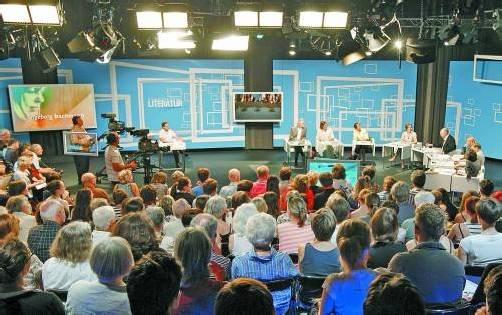 Die Lesungen beim Bachmann-Preis werden live auf 3sat übertragen. Foto: APA
