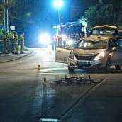 Betrunkener Autolenker fährt Radlerin (73) tot