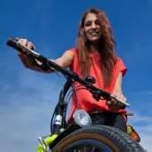 Auf das Radeln fahrendie Vorarlberger richtig ab