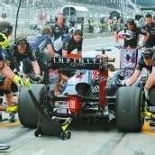 Reifen halten, Vettel macht Ernst
