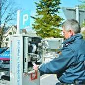 Neue Parkautomaten drucken Buskarten