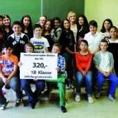 320 Euro für die Opfer des Hochwassers