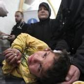 Giftgas, Vergewaltigungen und Kriegseinsatz von Kindern