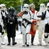 Star Wars-Fans unter sich