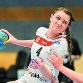 Handball-Juniorinnen bei der EM in Dänemark