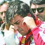 Ferrari-Präsident rügt Alonso