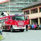 Feuerwehrauto ist in Schruns angekommen