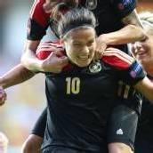 DFB-Frauen nach 1:0 zum achten Mal im EM-Finale