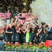 DFB-Frauen feiern EM-Titel