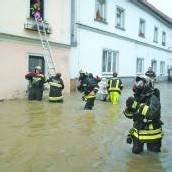 Absiedeln nach Hochwasser