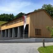 Schwarzenberg hat ein neues Feuerwehrhaus