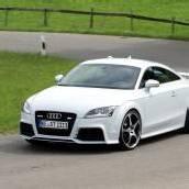 Abt stärkt den Audi TT