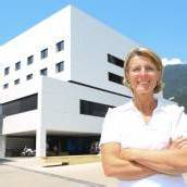 Erste Chefärztin im Land am Landesspital Bludenz